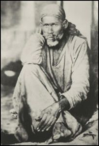 Sai Baba of Shirdi (d. 1918), a Sufi ascetic
